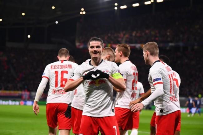 欧冠莱比锡3-0热刺两回合双杀晋级八强 萨比策梅开二度